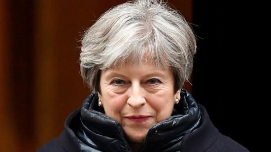 Twitter / UK Prime Minister
