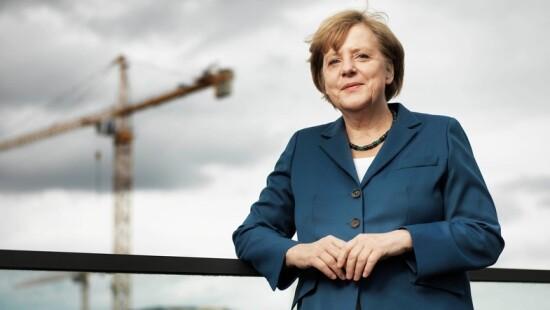 Facebook / Dr Angela Merkel