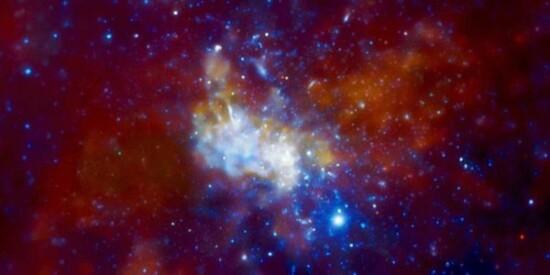NASA/CXC/MIT/F. Baganoff