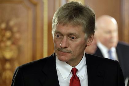 Дмитрий Песков Фото: Михаил Метцель / ТАСС